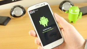 How to update android firmware?